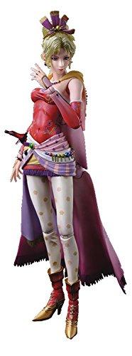Final Fantasy XDIFFZZZ28 - Figura de acción, Multicolor