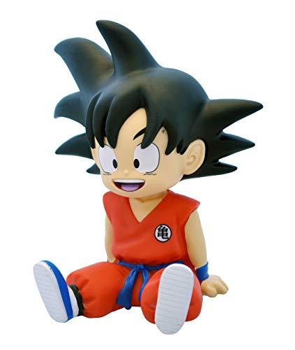 Dragonpro Goku Sentado Mini Hucha 13,5 cm PVC Dragon Ball,...