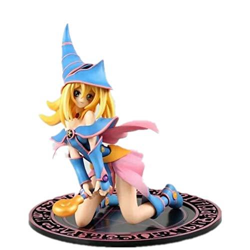 Jaypar Yu-Gi-Oh Figura Black Magician Girl Figura Anime Girl...