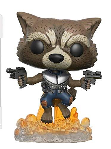 Funko Rocket Figura de Vinilo, colección de Pop, seria...