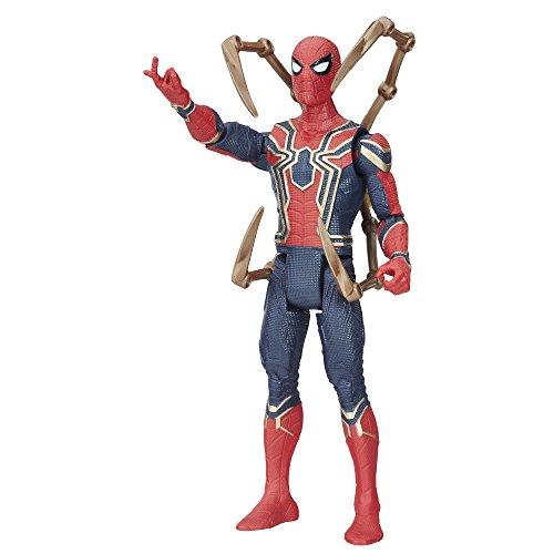 Avengers Marvel Infinity War Araña del Hierro con Infinity...