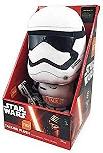 Funko SW01907 Star Wars Stormtrooper Medium 9' Talking Plush...