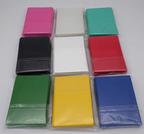 docsmagic.de 9 x 60 Mat Card Sleeves Small Size 62 x 89 -...