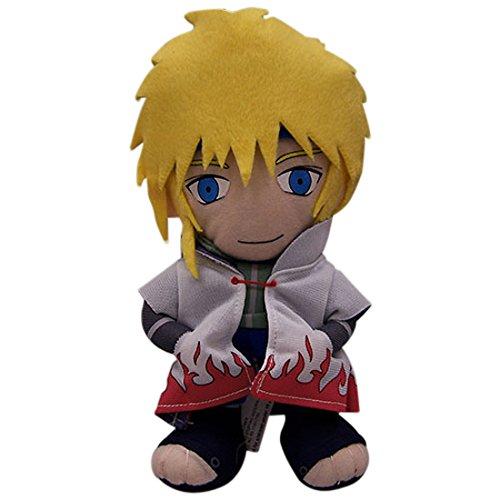 Naruto Shippuden cuarto Hokage Minato Namikaze de peluche