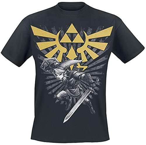 Gaya Entertainment TS221100NTN-XL, Camiseta The Legend of...