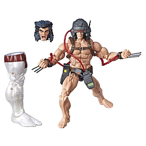 Hasbro Marvel Legends Series 6' Collectible Action Figure...