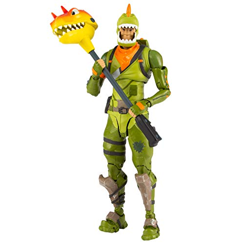 HEO GMBH- Fortnite Figura articulada Rex, Multicolor (MC...
