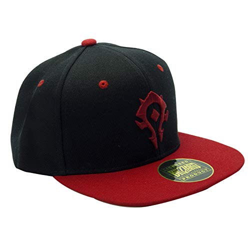ABYstyle - World of Warcraft - Gorra Snapback - Horda -...