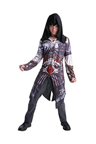 Disfraz Ezio Assassin's creed Sublimation Adolescente 12-14...