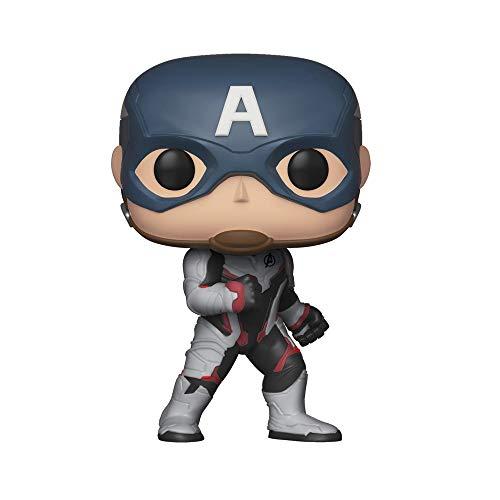 POP! Bobble: Avengers Endgame: Captain America