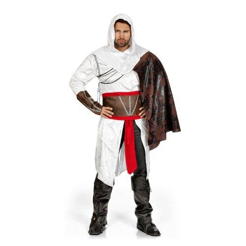 Assassin's Creed - disfraz de asesino - tres piezas: traje...