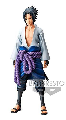 Banpresto Naruto Shippuden Estatua, Sasuke Uchiha Grandista...