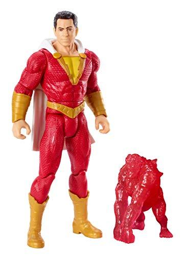 DC Shazam, Figura de Acción Shazam 15 cm, Juguetes Niños...