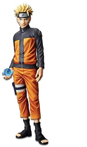 Bandai - Grandista Shinobi Relations Estatua Uzumaki Naruto,...
