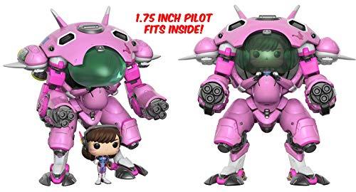 Overwatch - D.VA & Meka figura de vinilo (Funko 13090)