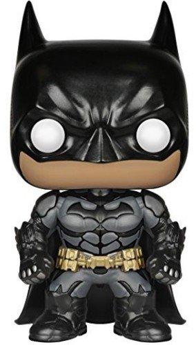 DC Figura de Vinilo Batman, colección Arkham Knight (Funko...