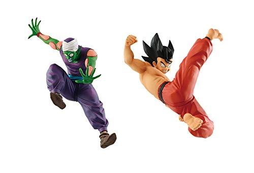 Banpresto Dragon Ball MATCH MAKERS MAJUNIOR & SON GOKU...