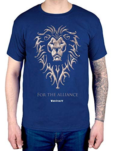 Oficial World of Warcraft The Alliance T-Shirt