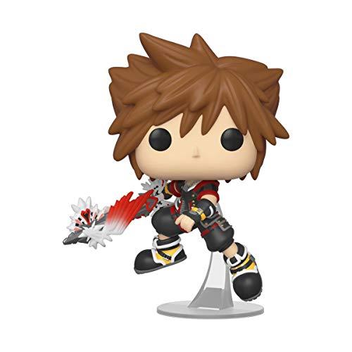 Funko - Pop! Disney: Kingdom Hearts 3 - Sora w/Shield Figura...