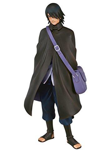 Banpresto Naruto Shippuden 6.3-Inch Sasuke DXF Figure,...