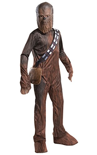 Rubies Disfraz oficial de Star Wars Chewbacca, para niños,...