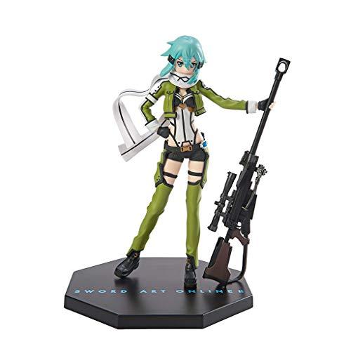 siyushop Sword Art Online: Sinon Premium Figura - Escultura...