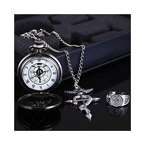 Jue Reloj de bolsillo, Traje clásico mágico Retro de Tres...