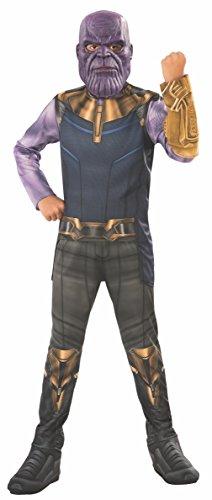 Avengers - Disfraz Thanos para niño, 5-7 años (Rubie'S...