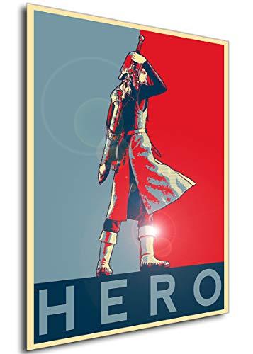 Instabuy Poster - Propaganda - Dragon Quest XI - Hero...