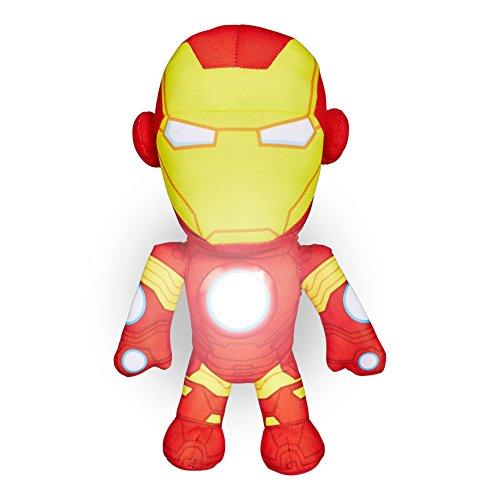 Avengers - Amigo Luminoso GoGlow del Hombre de Hierro...