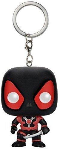 Pocket POP! Keychain - Marvel: Black Deadpool