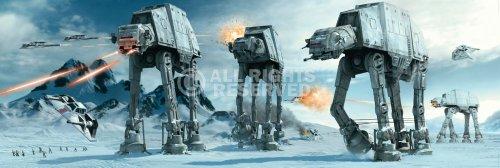 Póster Star Wars 'AT - En la lucha' Póster largo...