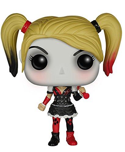 Funko Pop!- Arkham Knight: Harley Quinn DC Figurina de...