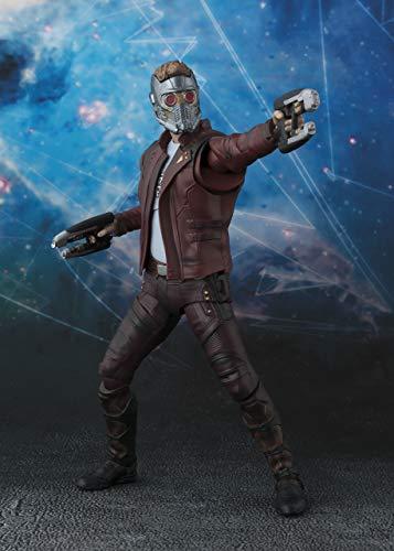 BANDAI- Guardians of The Galaxy Figura Articulada, Standard...