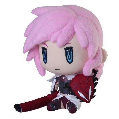 Lightning - Lightning Returns: Final Fantasy XIII - Peluche...
