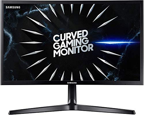 Samsung C24RG52FQR - Monitor Curvo Gaming de 24'' Full HD...