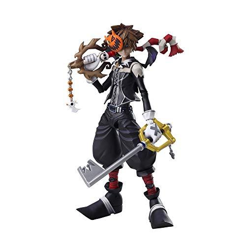 Square Enix Bring Arts Kingdom Hearts 2 Sora Halloween Town...