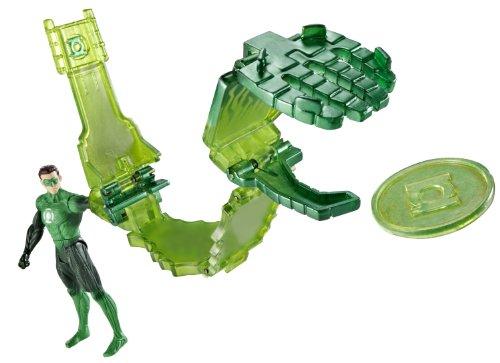 Green Lantern T7805 - Figura de acción con puño...