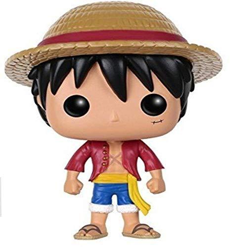 Funko 5305 One Piece 5305 POP Vinyl Monkey D. Luffy Figure,...