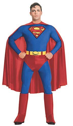Rubbies - Disfraz de Superman para hombre, talla M...