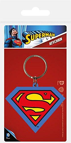 Pyramid International DC - Llavero Superman Shield