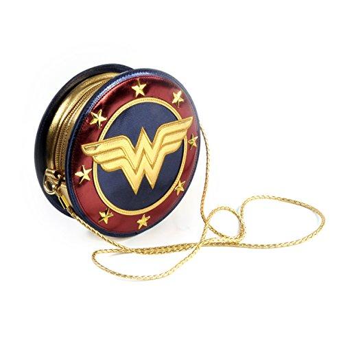 Wonder Woman Hombre, Azul, One size