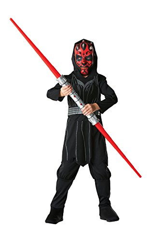 Rubies Star - Disfraz de Star Wars para niño, talla M (5-6...
