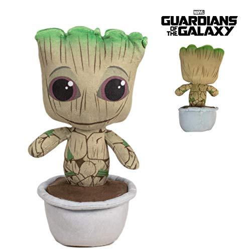 Marvel Guardianes de la Galaxia - Peluche Baby Groot con...