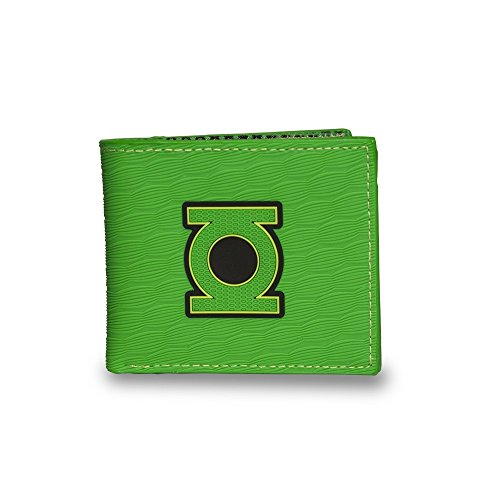 Cartera Premium Green Lantern – DC Comics