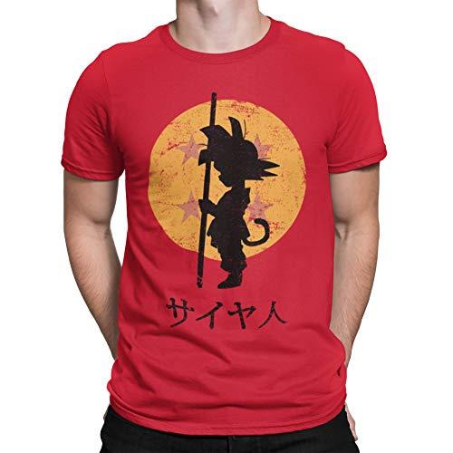 Camisetas La Colmena 164 - Looking for The Dragon Balls...