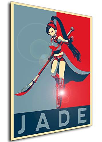 Instabuy Poster - Propaganda - Dragon Quest XI - Jade...