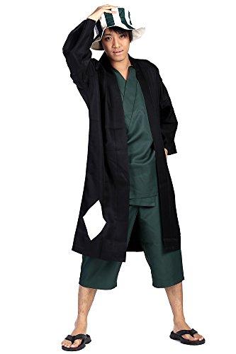 De-Cos Cosplay Costume Former 12th Captain Urahara Kisuke...