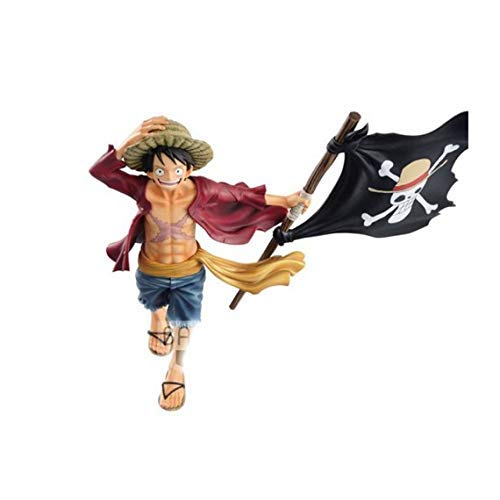 Monkey D Luffy 20Th Anniversary Figura 22 Cm One Piece...
