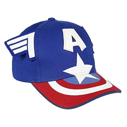Artesania Cerda Gorra Innovación Avengers Capitan America,...